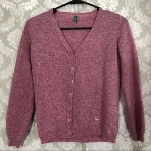 Vintage United Colors of Benneton Cardigan XS